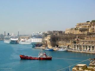 AIDA Diva // Malta