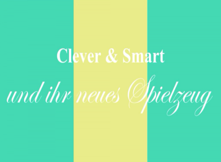 Clever & Smart Trailer neW toY