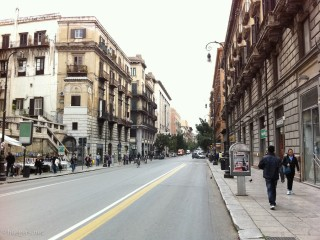 AIDA Bella // Palermo