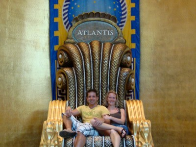 Hotel Atlantis // Bahamas