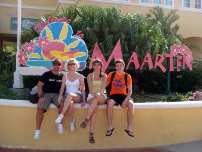 St. Maarten // Karibik
