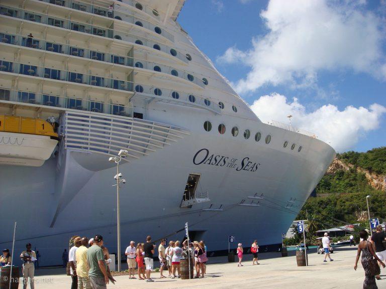 Oasis of the Seas Tour 2011