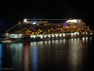 AIDA Diva // Ship
