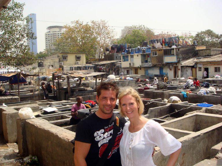 Mumbai // Sightseeing-Tour 2012