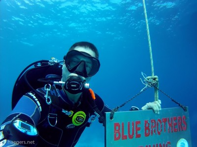Blue Brothers Diving // El Gouna