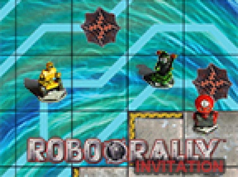BGD 3 // das verrückte RoboRally rennen