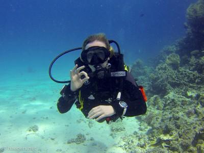 AIDA 2013 // Tauchen im Roten Meer Teil 1