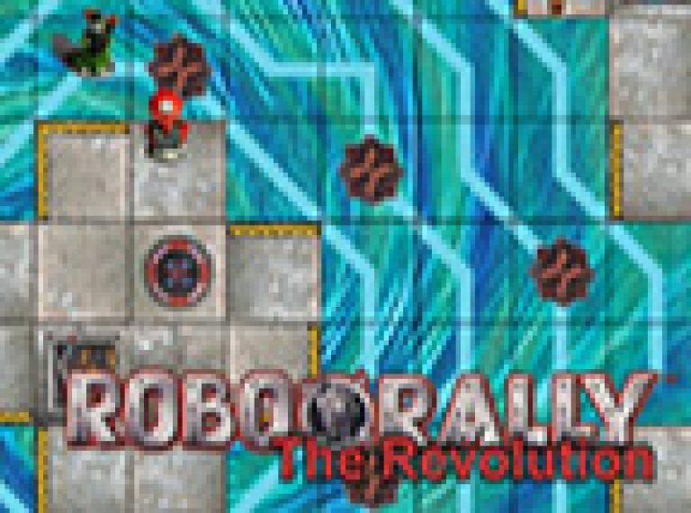 BGD 4 // das verrückte RoboRally rennen